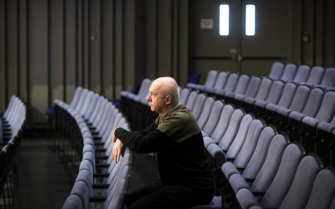 Jan Jirásek: interview pro časopis Harmonie